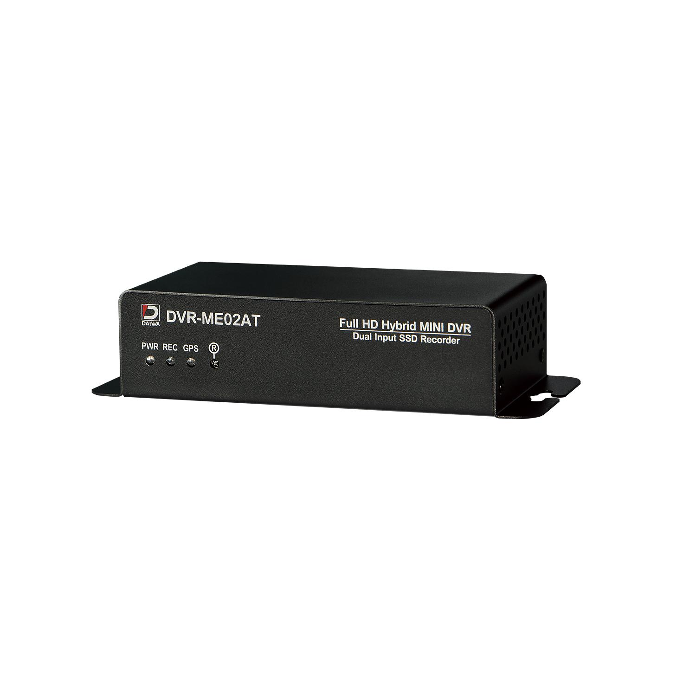 【近日発売】 HD-AHD2.0 & TVI2.0 2chデジタルビデオレコーダー<BR> DVR-ME02AT