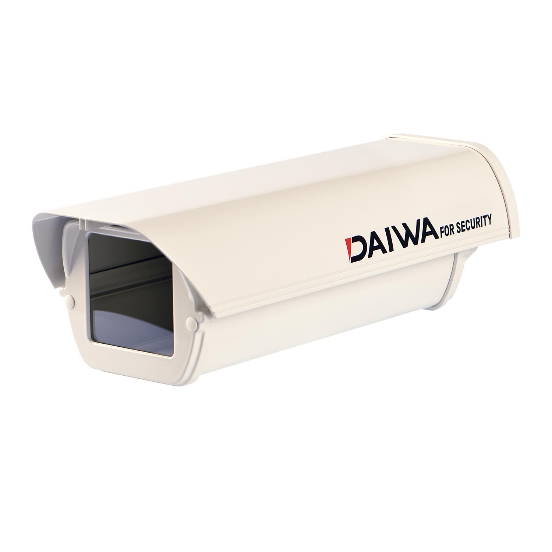 【受発注品】 カメラハウジング(壁付金具付)<BR>HS-706M-05 (IP66)  [サイドオープン型]