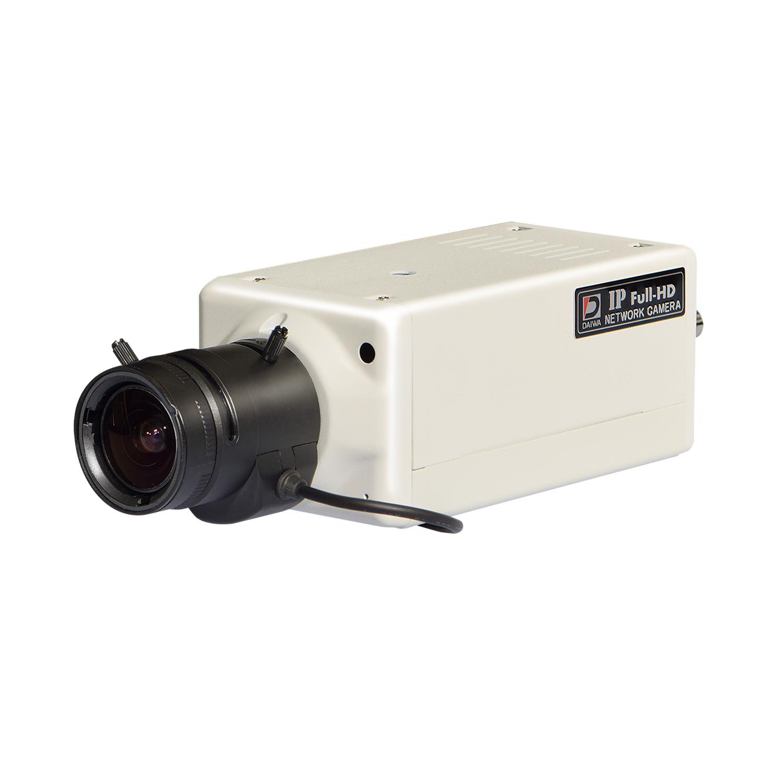 【NEW】 HDネットワークカメラ 屋内高感度カメラ IP-E601P