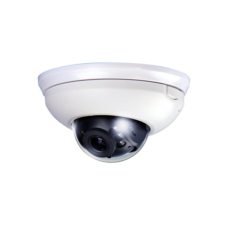 フルHDネットワークカメラ ミニドーム型 IP-H200IR